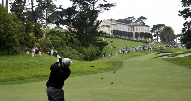 San Francisco's Olympic Club will play tough - especially the first six holes