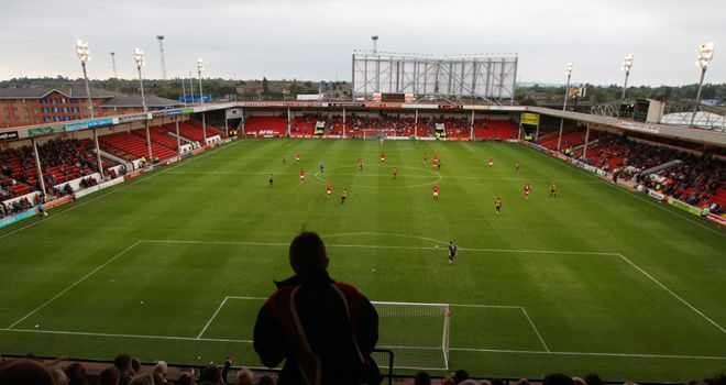 Banks's Stadium: The home of Walsall