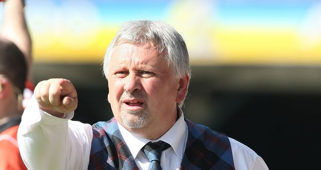 Paul Sturrock: Five wins from six enough to take November honours