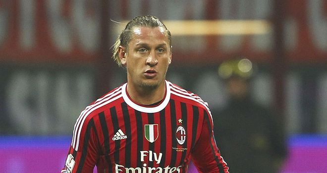Philippe Mexes: Banned for three matches after being found guilty of violent conduct