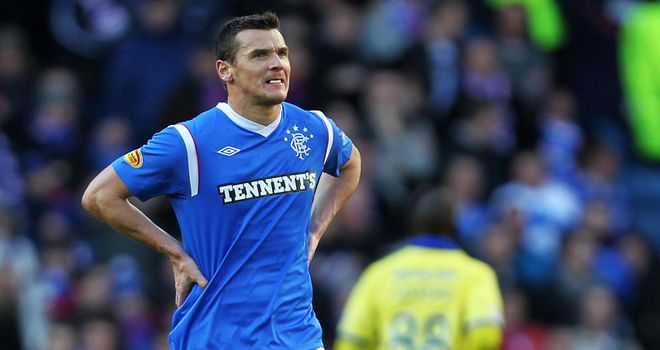 Lee McCulloch: Has revealed Rangers' players are getting anxious
