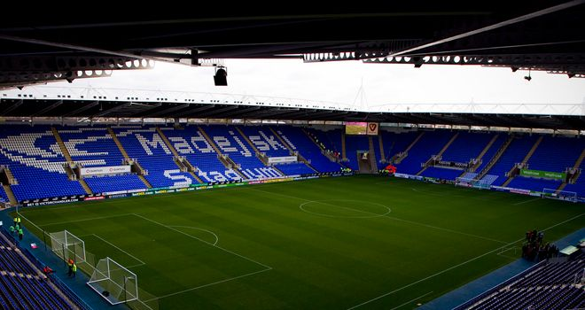 Reading: Denied a British consortium looking to takeover the club