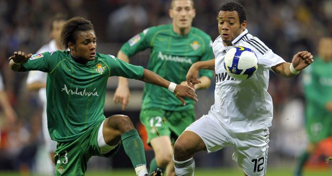 Nelson: Replaces the injured Fabio Coentrao in Portugal's squad