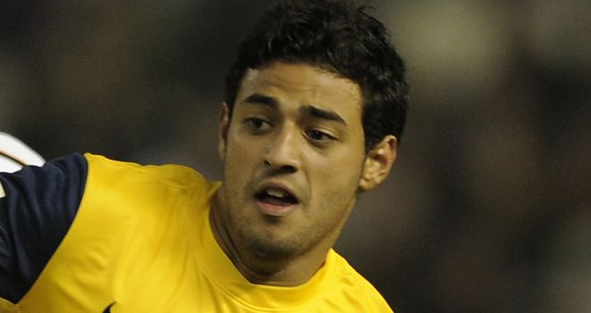 Carlos Vela: Holding final talks regarding a return to Spanish outfit Real Sociedad