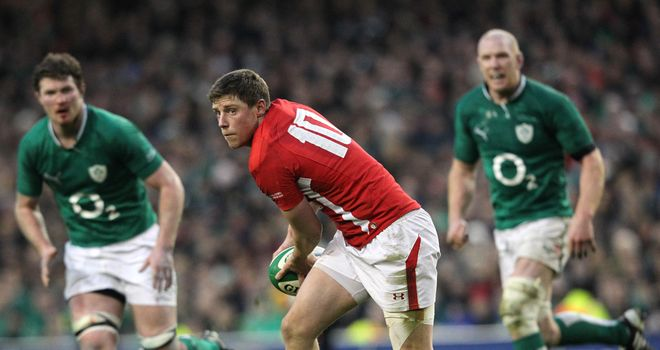Rhys Priestland: Says Wales squad have spoken of the importance of maintaining discipline