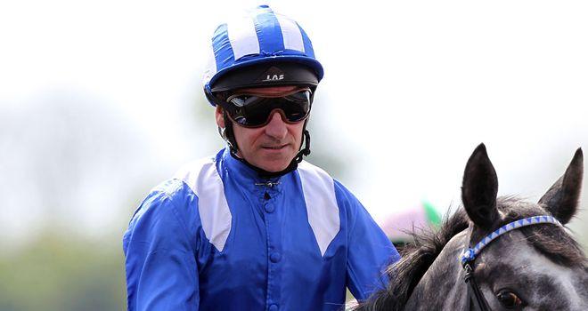 Richard Hills: Has never been to Aintree
