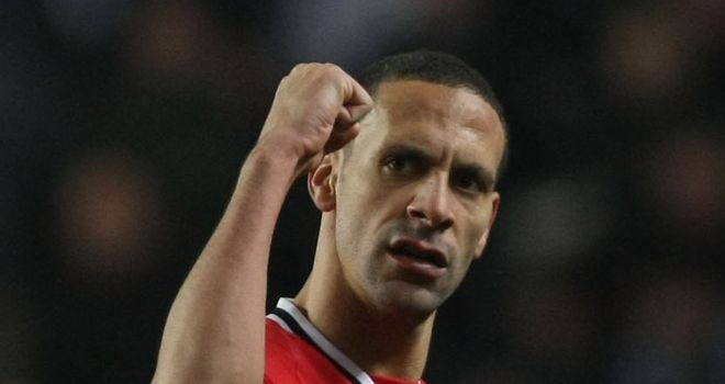 Rio Ferdinand: Fit to face Blackburn next Monday night