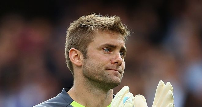 Robert Green: Determined to help West Ham back to the Premier League