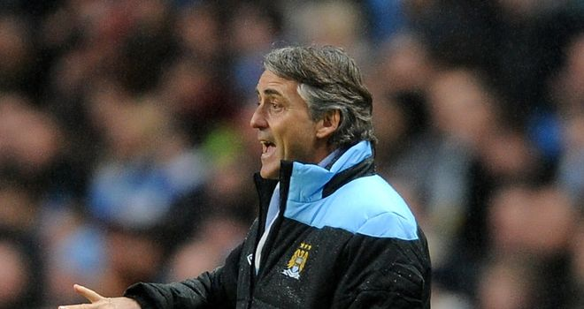Roberto Mancini: Refusing to read too much into European setback against Sporting