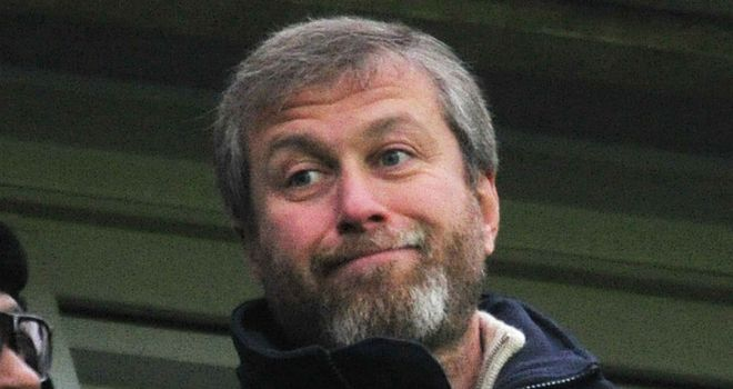 Roman Abramovich: Spoke to Chelsea's players in the wake of the draw with Manchester United