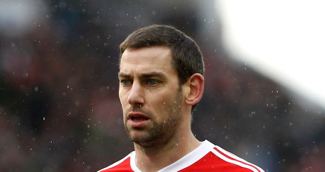 Rory Delap: Signed a new one-year deal at Stoke to keep him at Britannia Stadium for a seventh successive season