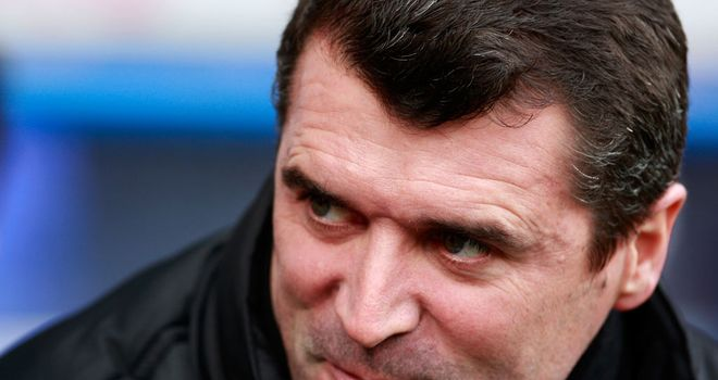 Roy Keane: Former skipper keeps war of words alive