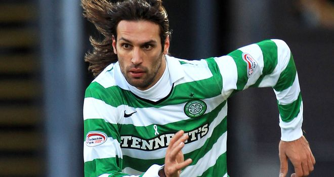 Georgios Samaras: Has returned to goal scoring form for the Hoops