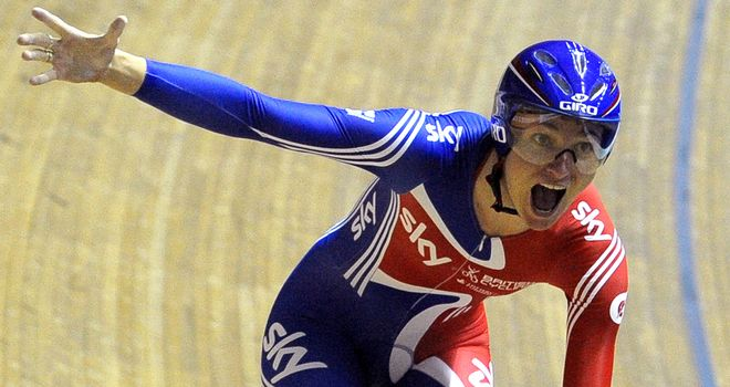 Sarah Storey: Backed to be a trailblazer for the GB team