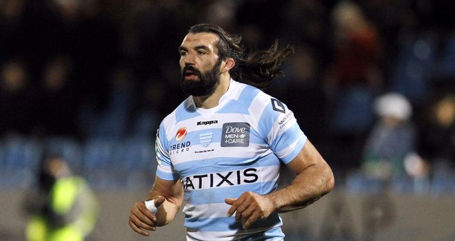 Sebastien Chabal: Says he is moving to Australia after leaving Racing Metro