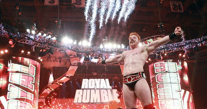 Sheamus: On his way to WrestleMania XXVIII