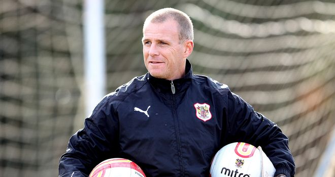 Gary Smith: Relishing the opportunity to play a role in the FA Cup