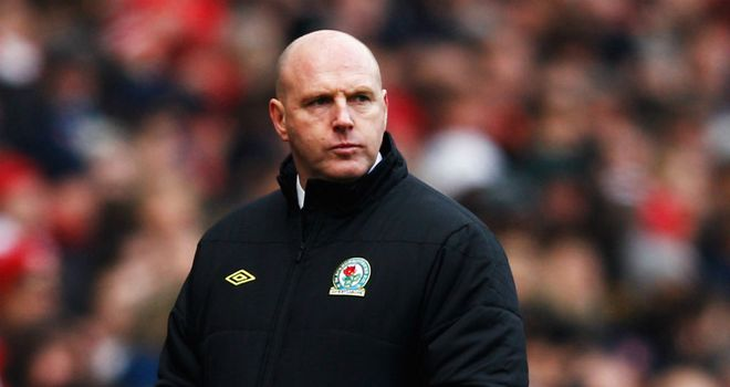 Steve Kean: Blackburn Rovers boss admits abuse from fans is 'not easy to take'