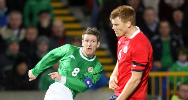 Steven Davis: Taking the positives from Northern Ireland's 3-0 defeat to Norway