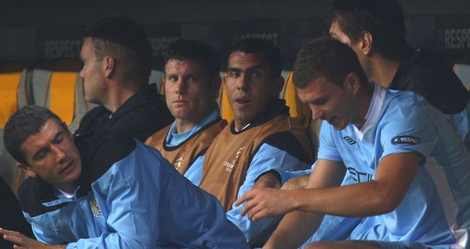James Milner: Claims there is no point wondering what might have been regarding Carlos Tevez