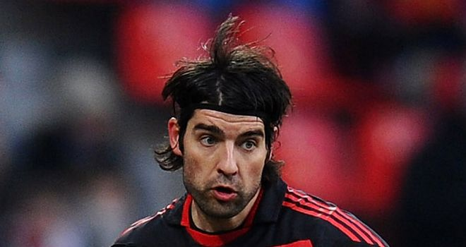 Vedran Corluka: Has spent the second half of the season on loan at Bayer Leverkusen