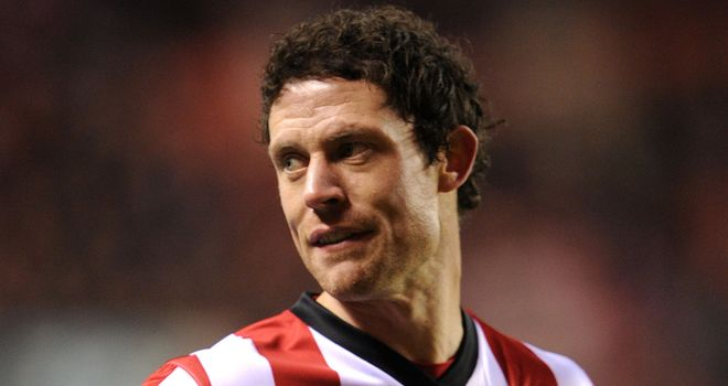 Wayne Bridge: Made his first start for Sunderland last weekend