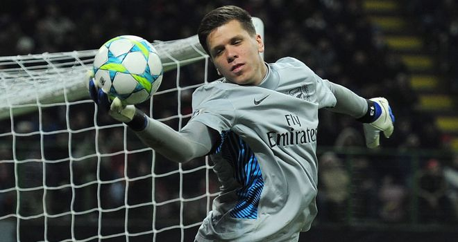 Wojciech Szczesny: Looking for a strong finish to Arsenal's season
