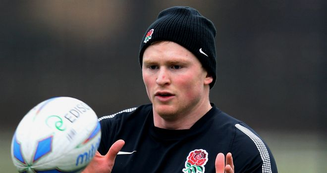 Chris Ashton: England wing buying into change of approach