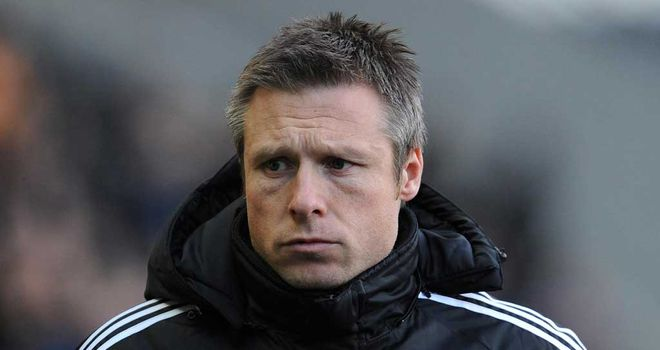 Nick Barmby: His Hull City side are still in the play-off hunt, just