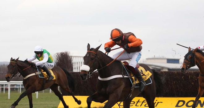 Long Run: Well clear on Timeform ratings for the Betfair Chase