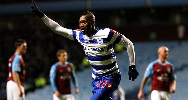 Djibril Cisse: Queens Park Rangers striker has an impressive scoring record since joining the club