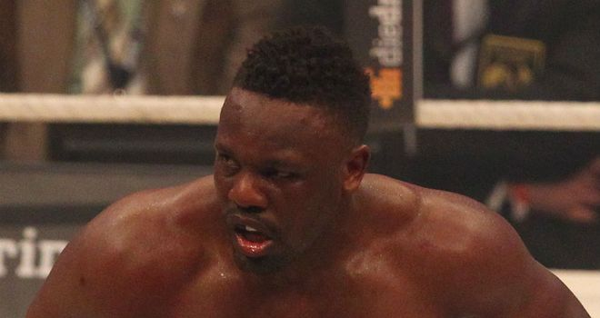 Dereck Chisora: Will not face charges following brawl