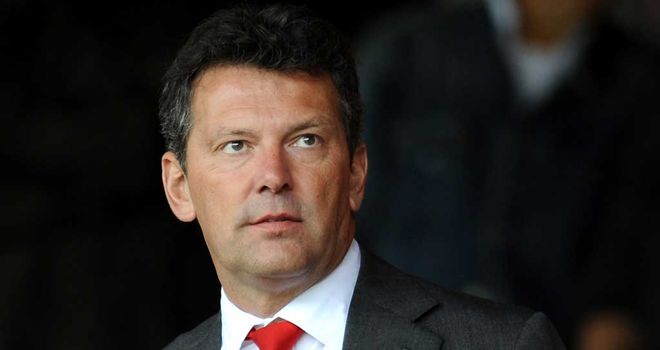 Nigel Doughty: Pumped £100m into Forest during his time at the helm