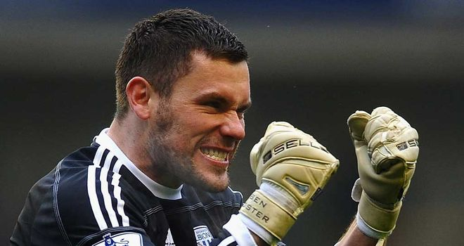 Ben Foster: Back in action within weeks despite surgery