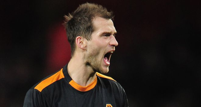 Roger Johnson: Yet to win over all Wolves fans since his arrival from Birmingham last summer