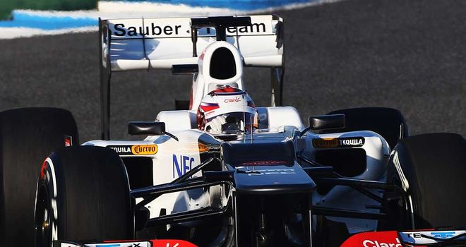 Kamui Kobayashi: Looking forward to the Barcelona tests
