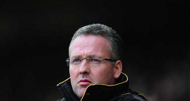 Paul Lambert: Hoping Norwich can carry league momentum into Foxes clash