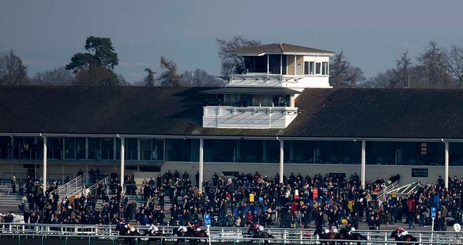 Tuesday's meeting at Lingfield will go ahead after passing a morning inspection