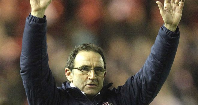Martin O'Neill: Wants to be in the hat for the FA Cup semi-final draw on Sunday