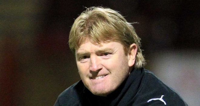Stuart McCall: Motherwell manager has rejected the offer of a one-match touchline ban