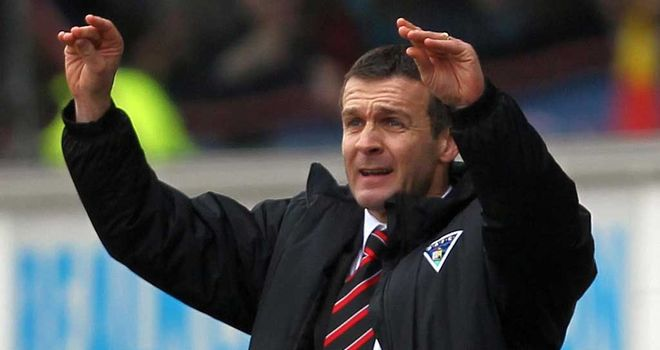 Jim McIntyre: Pars manager and his players paid combined £185,000 promotion bonus