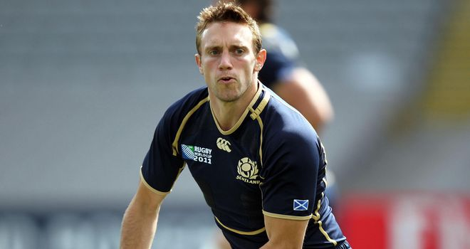 Mike Blair: Time to go, says Scotland's most-capped scrum-half