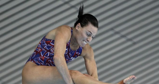 Monique Gladding: The diver has ended her turbulent decade-long career