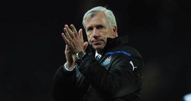 Alan Pardew: Feels he still has an important job to do at Newcastle