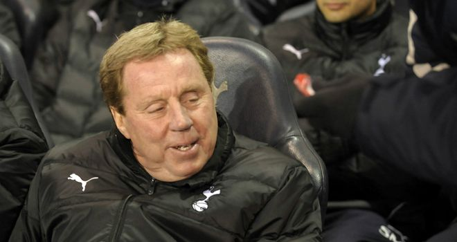 Harry Redknapp: Tottenham manager would make a great England boss, according to Rio Ferdinand