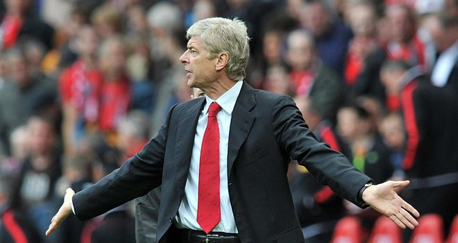 Arsene Wenger: Looking for Arsenal to pick up a positive result on Italian soil
