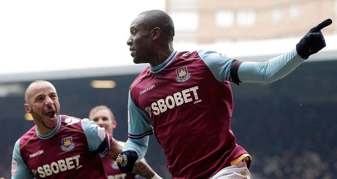 Carlton Cole: Still happy at West Ham but desperate to clinch promotion