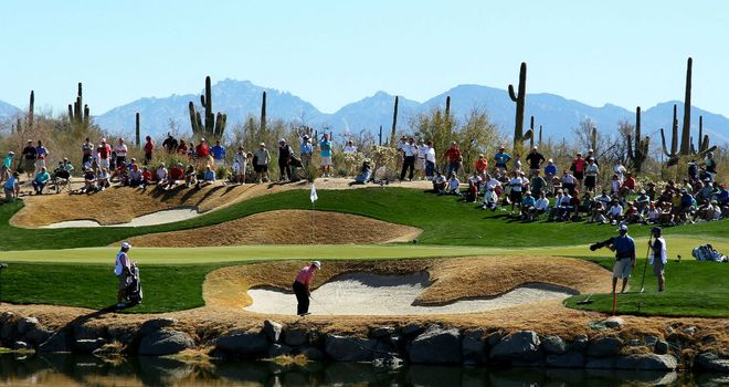 Dove Mountain Golf Club in the Arizona desert plays host to this week's WGC event