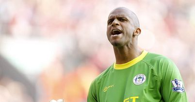Ali Al Habsi: Played down talk linking him with a move to Liverpool