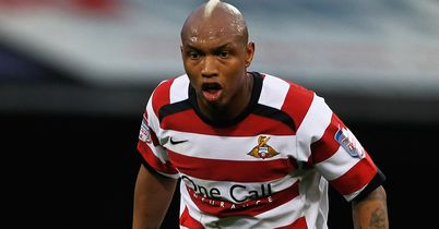 Diouf: inspires many a headline